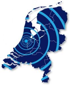 Landelijke dekking van Autoruiten.nl